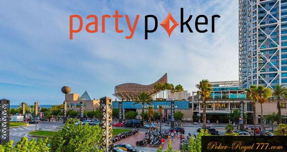 Partypoker LIVE MILLIONS барселона