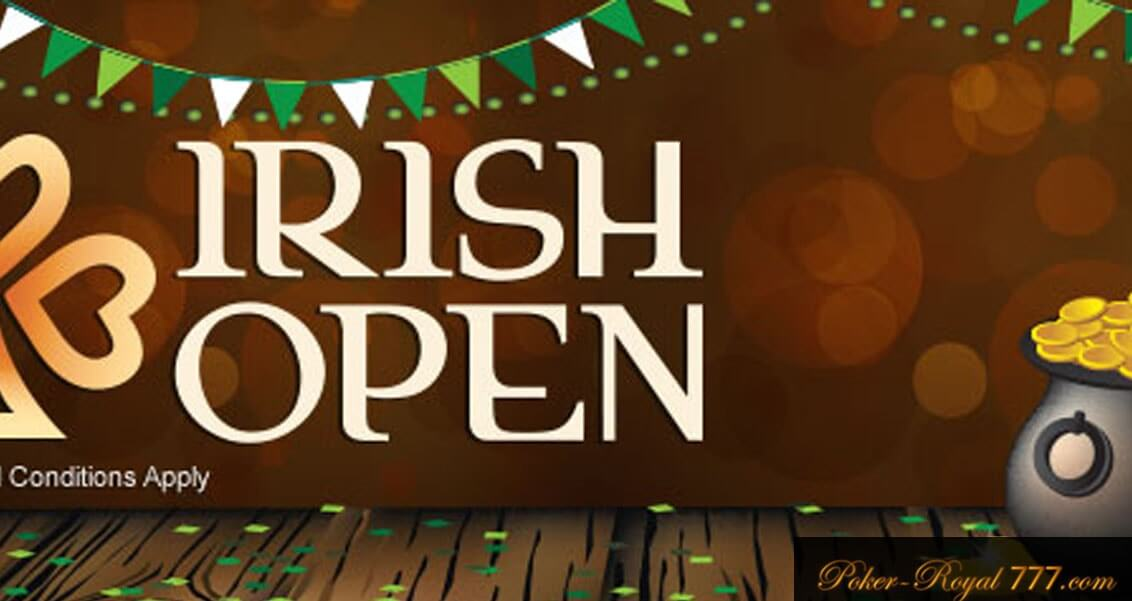 Irish Open 2018