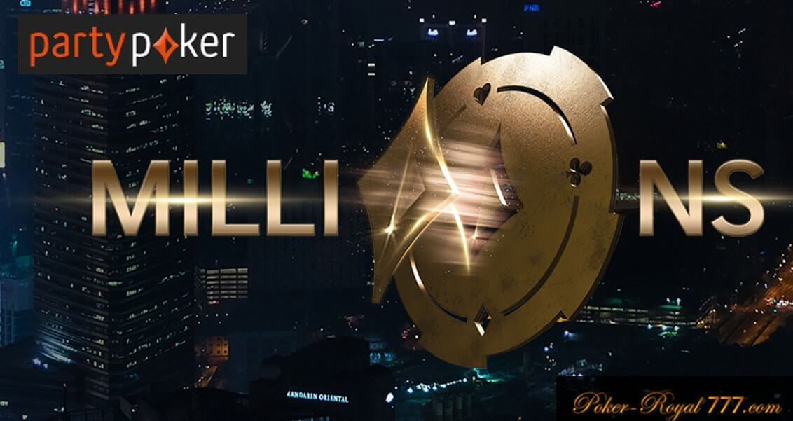 partypoker Millions Grand Final