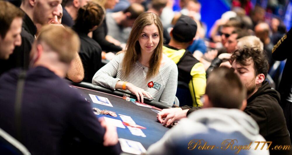 Мария Конникова отложила выпуск книги о покере 1