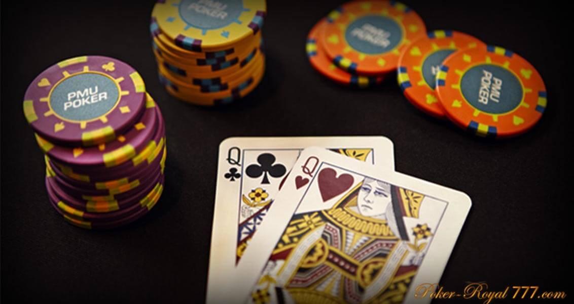 покер онлайн как управлять удачей