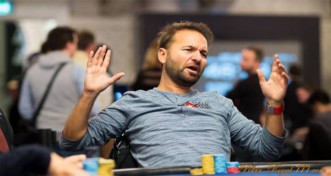 покер онлайн: как управлять гневом