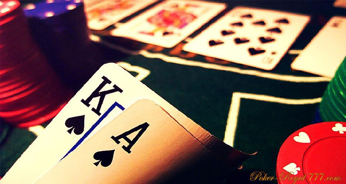 Феномен homo ludens в покере онлайн