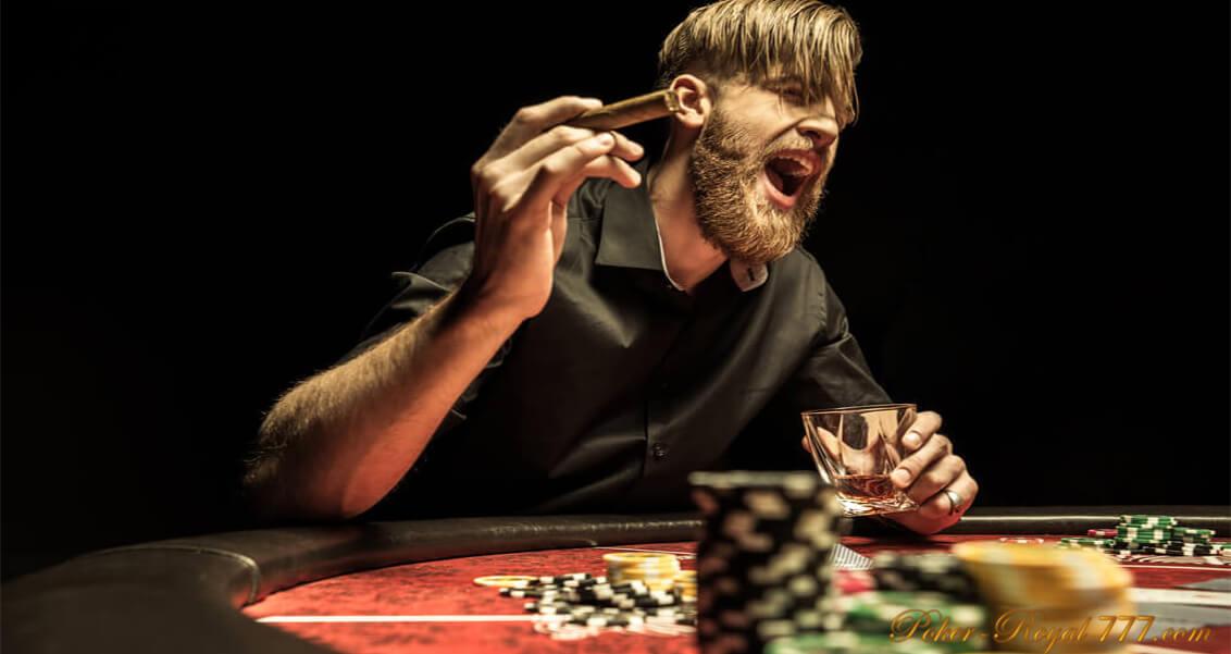 вредные привычки в онлайн покере