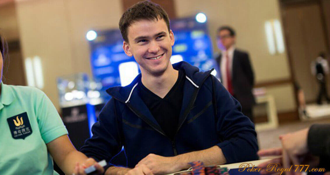 Тимофей Кузнецов присоединился к PartyPoker Pro Team