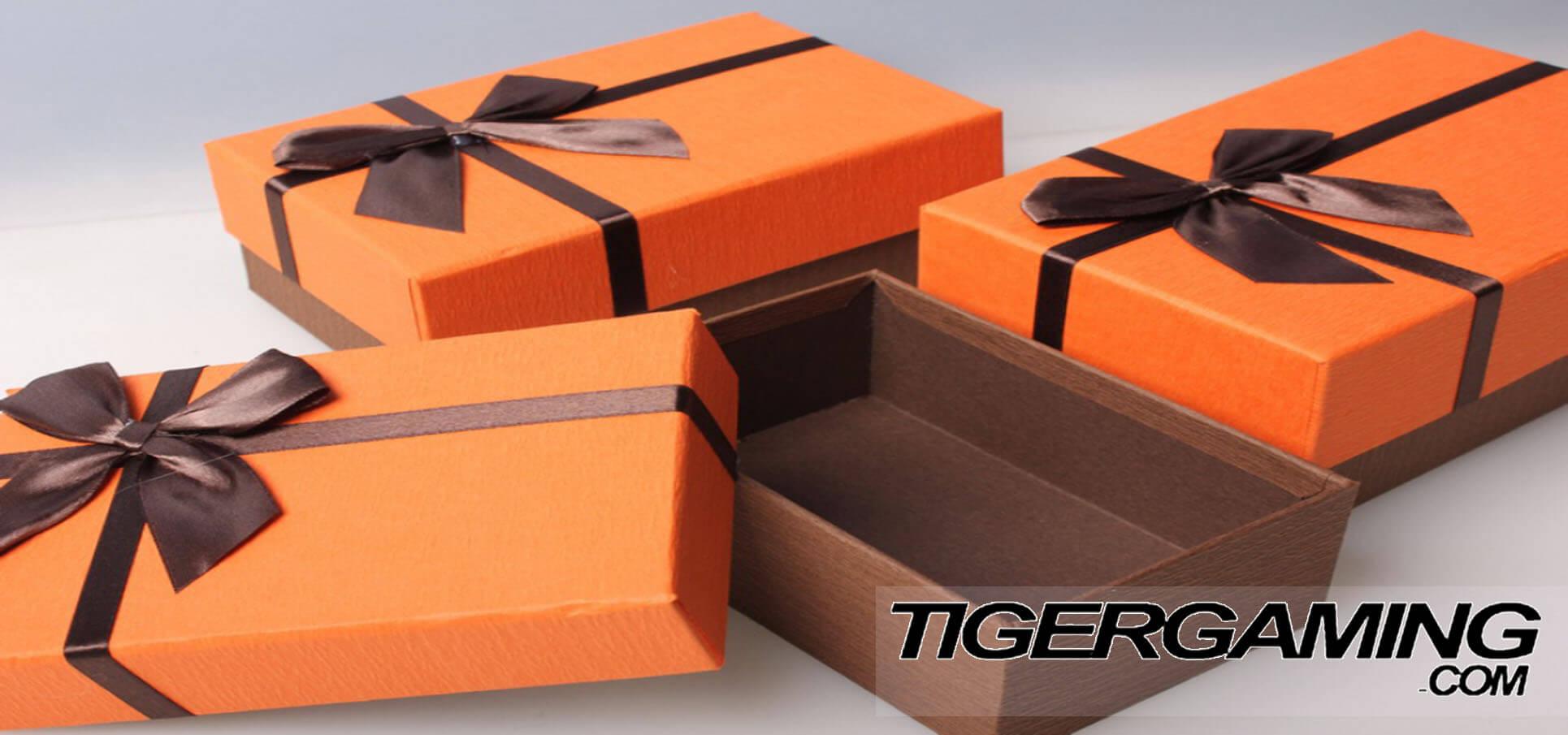 Tiger Gaming акции