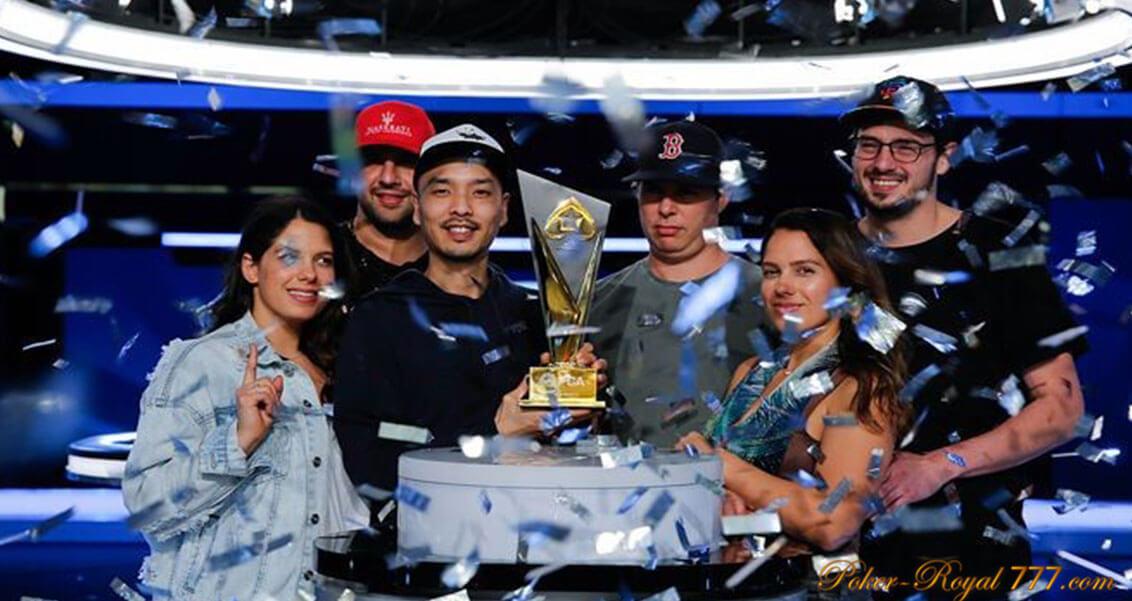 Победителем главного турнира PCA-2019 стал Дэвид «Chino» Рим