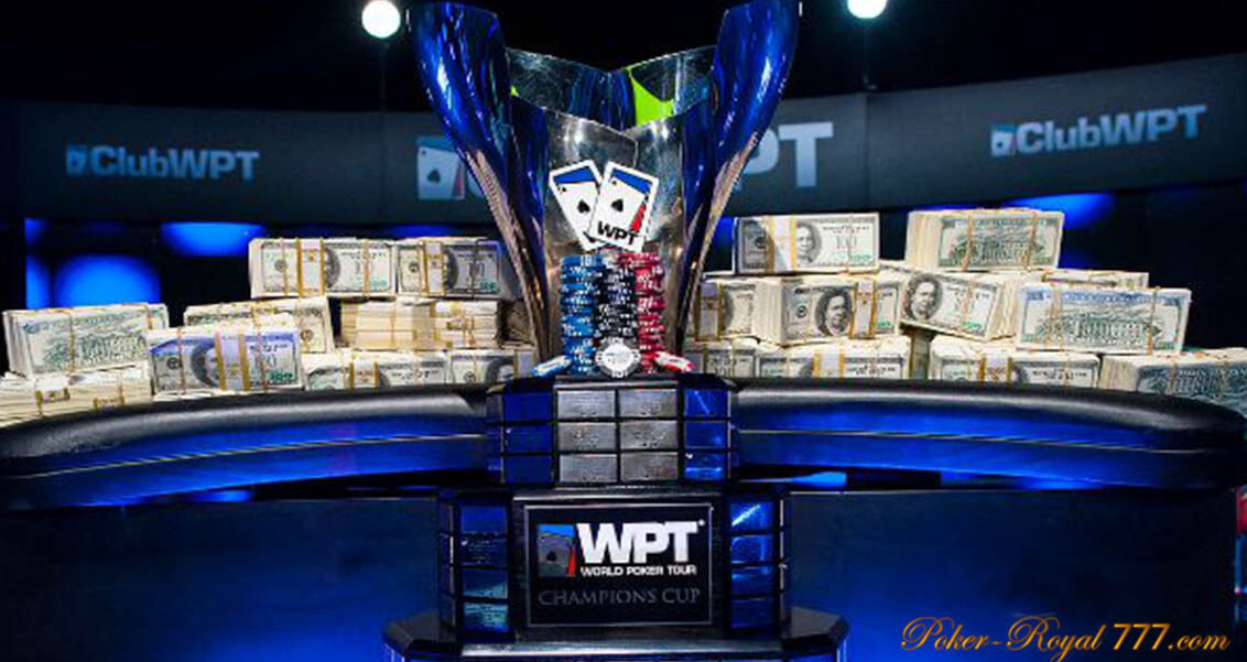 Победителем Main Event WPT Russia стал Денис Шафиков