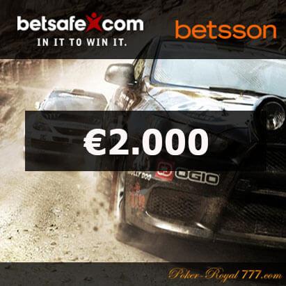 Betsafe & Betsson Race