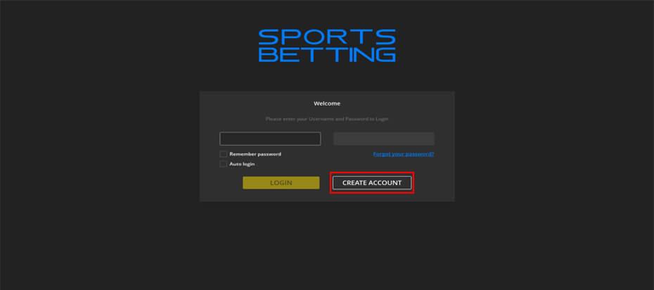 Sportsbetting регистрация через клиент