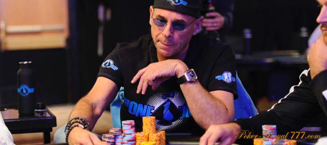 Ги Лалиберте покер
