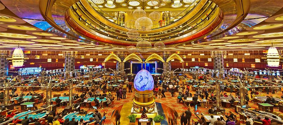 казино в Макао