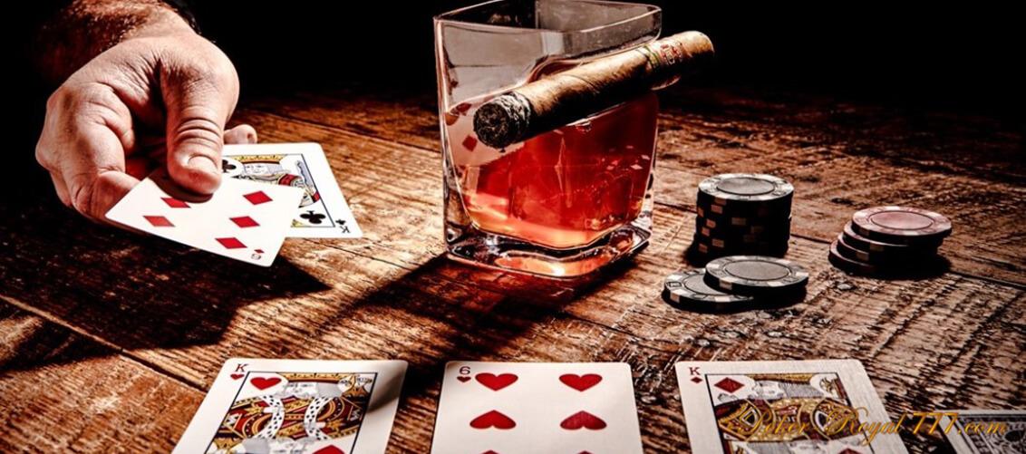 Алкоголь и покер несовместимы