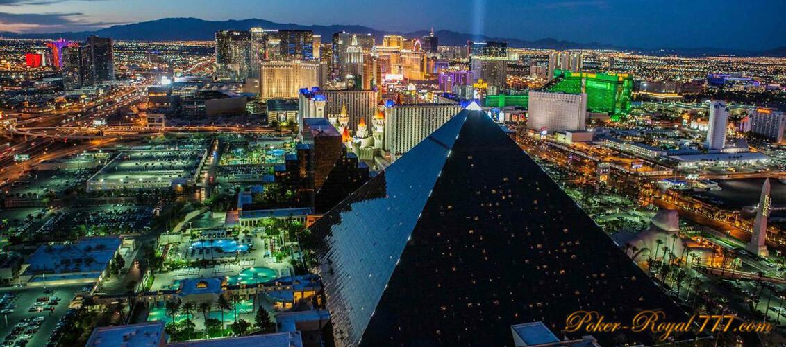 Лас-Вегас казино закрыты