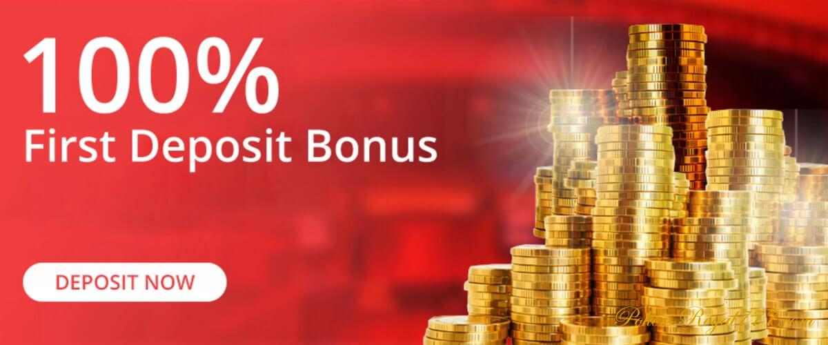 BetOnline бонус на первый депозит