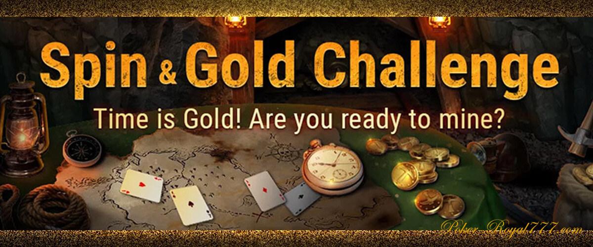 Spin&Gold pokerok