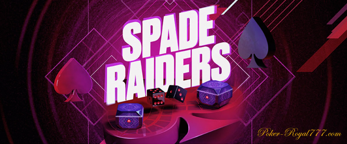 poker stars Spade Raiders