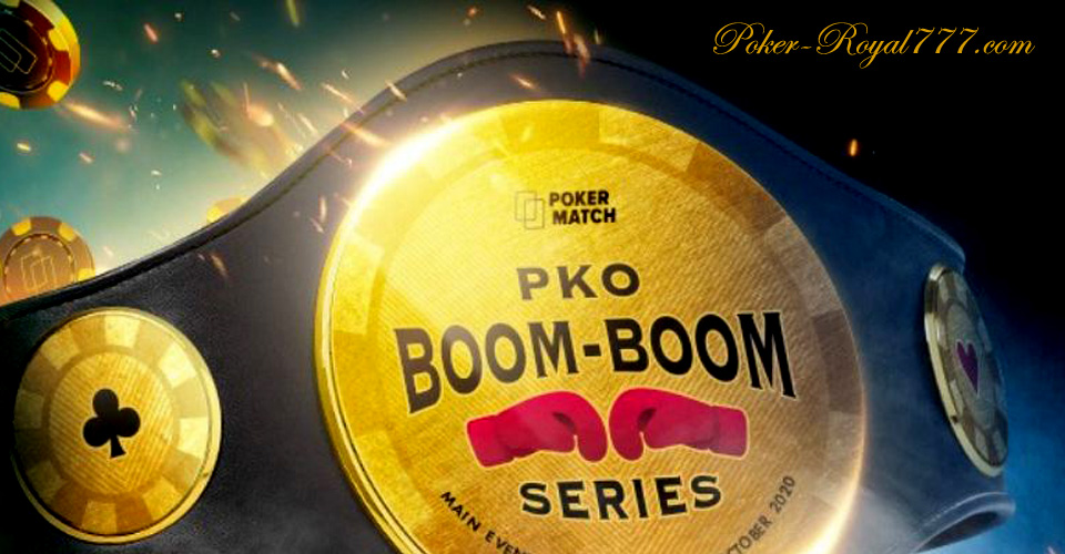 Boom-Boom PKO Pokermatch