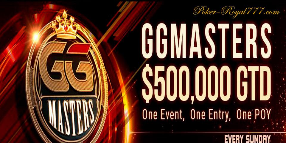 GGMasters Pokerok 2020