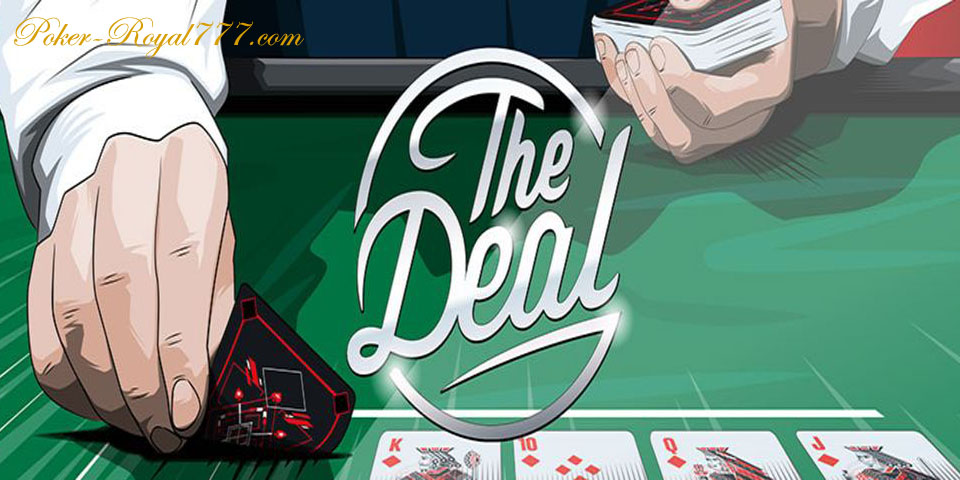 Pokerstars The Deal