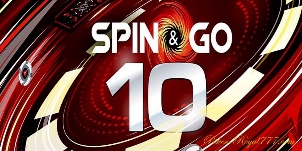 Pokerstars Spin&Go 10