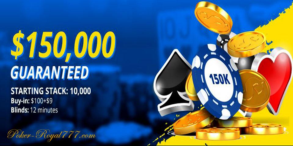 Sportsbetting Poker Гарантия 150.000