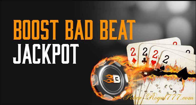 Tigergaming Boost Bad Beat Jackpot
