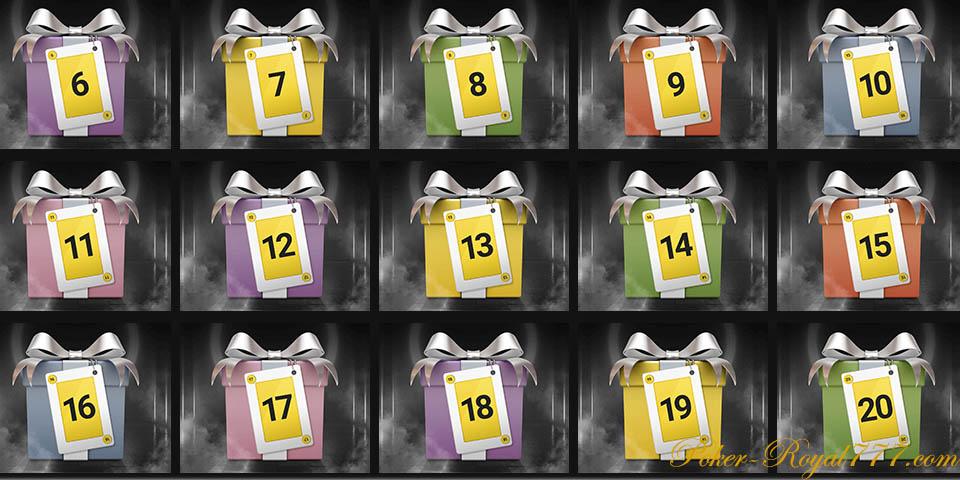 Bwin Poker Advent Calendar