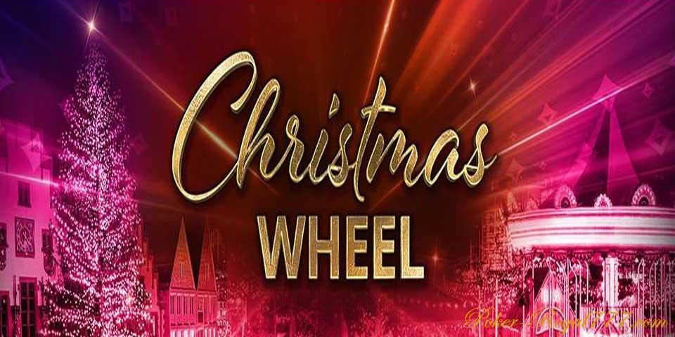 Partypoker Рождественское колесо