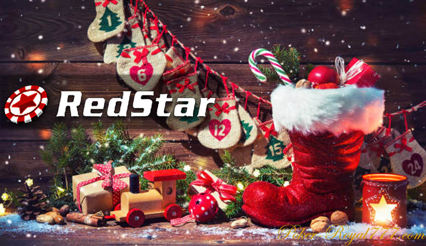 Redstar Poker Advent Calendar