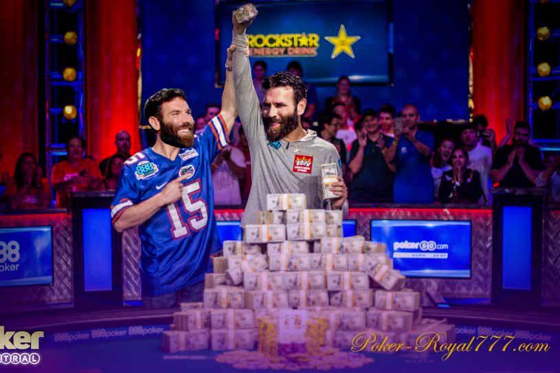 Самые богатые игроки в покер ТОП