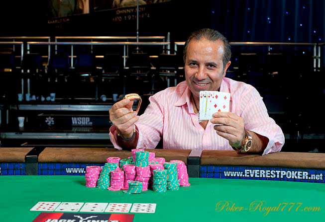 The Richest Poker Players TOP 5