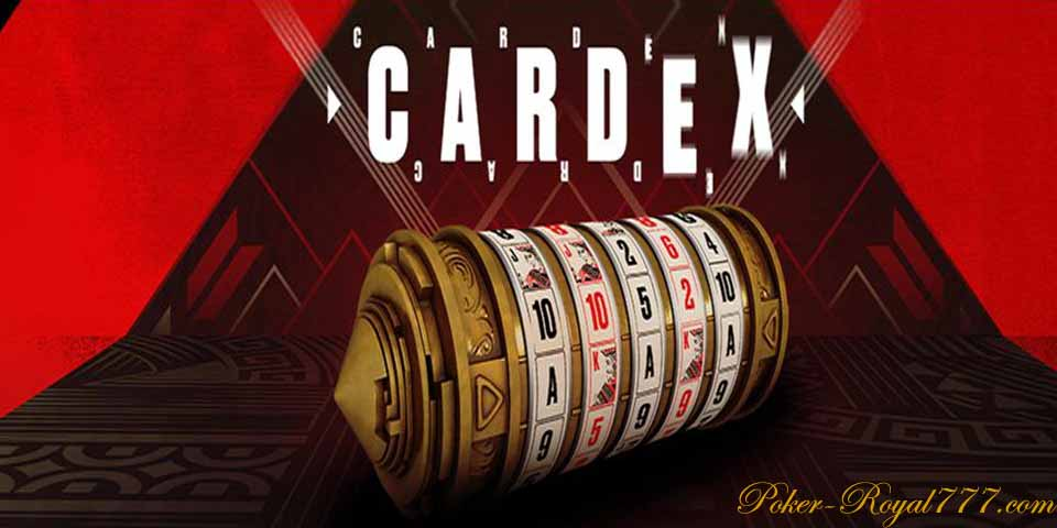 Pokerstars Cardex