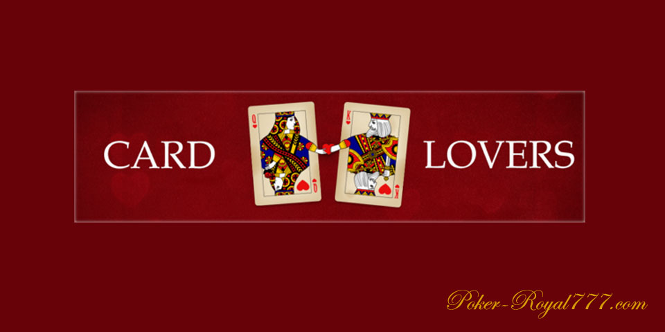 Redstar Poker Card Lovers
