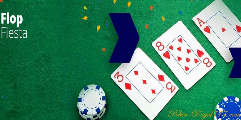 Betsson Poker Flop Fiesta