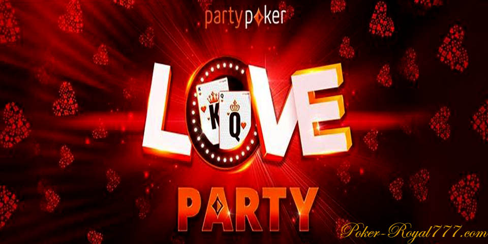 Partypoker Love Party
