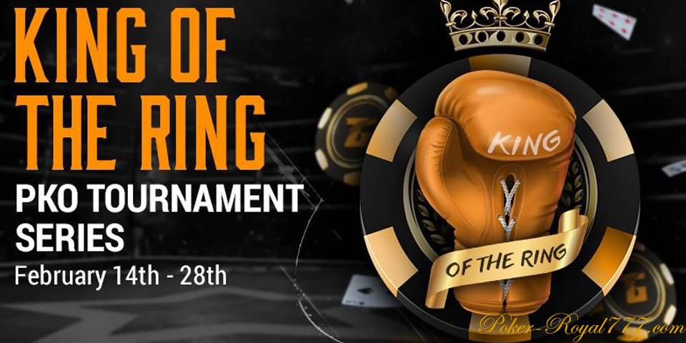 Tigergaming Poker King of the Ring