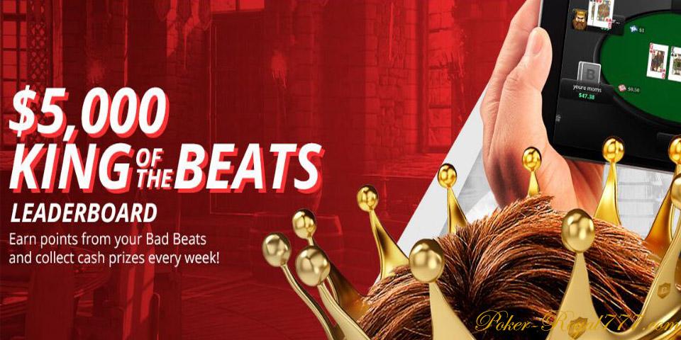 Betonline Poker King of the Beats