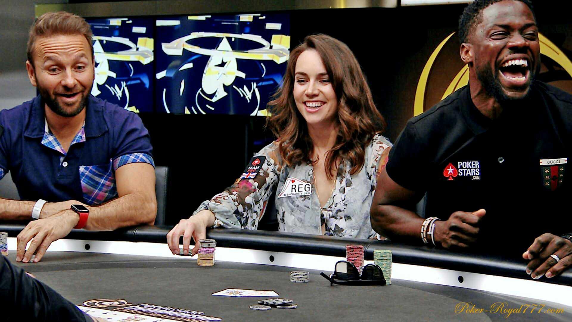 ТОП лучших игроков в покер среди женщин. Часть 1