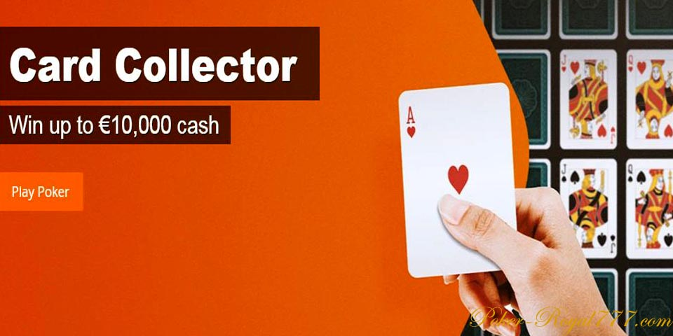 Betsson Poker Card Collector