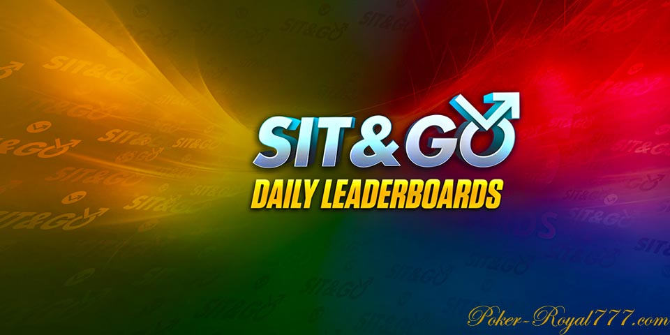 Coral Poker Sit and Go Leaderboards