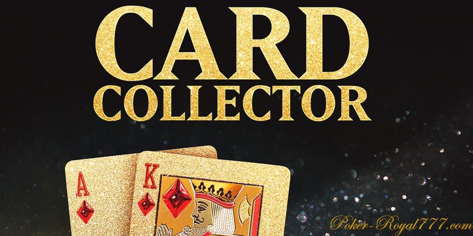 Guts Poker Card Collector