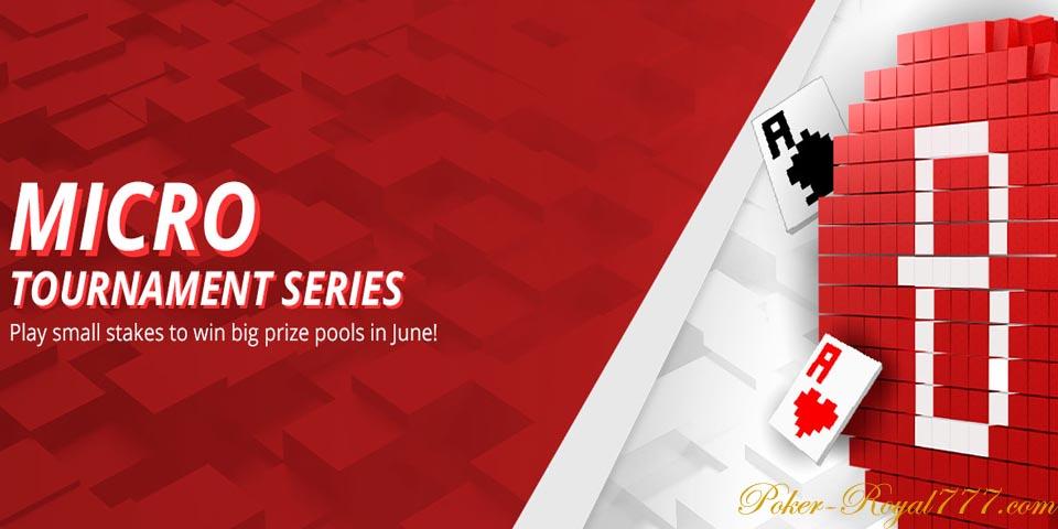 Betonline Poker Micro Tournament Series