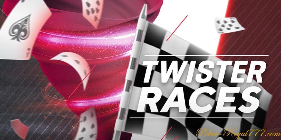 Guts Poker Twister Races