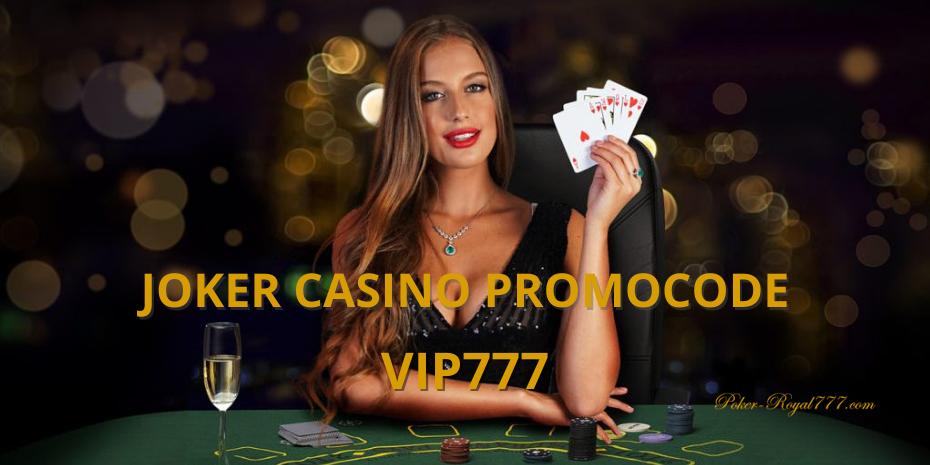 Joker casino promocode