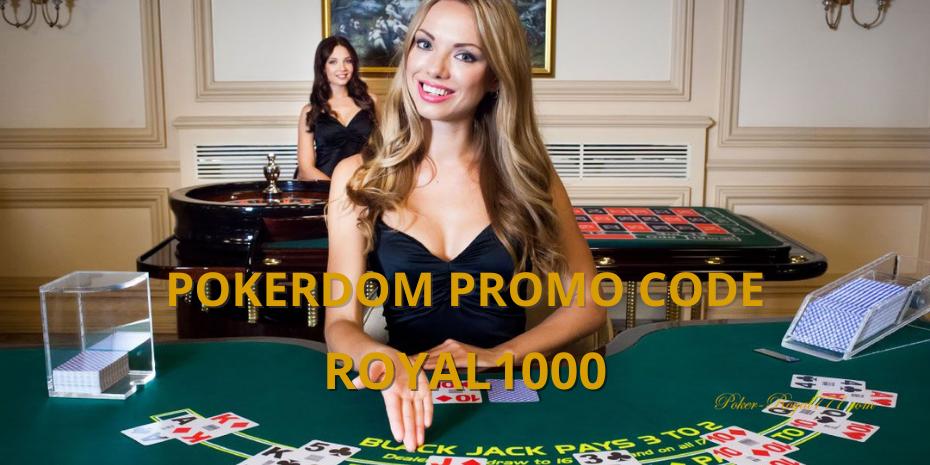 Pokerdom promocode